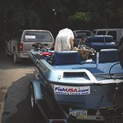 Clearance Boat Trailering