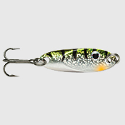 Panfish Jigging Spoons