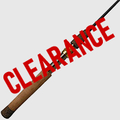 Clearance Rods