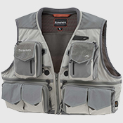 Trout Wading Jackets & Vests