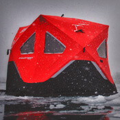 Ice Fishing Shelters & Accessories