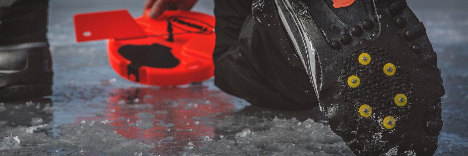 Ice Fishing Boots & Cleats