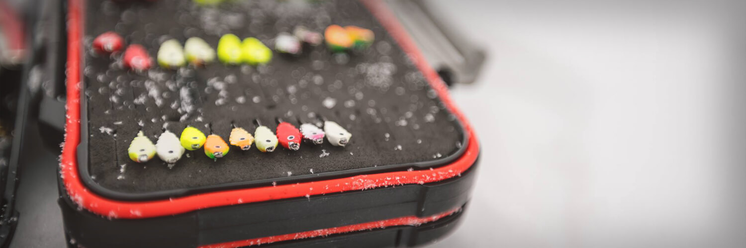 Ice Fishing Jigs