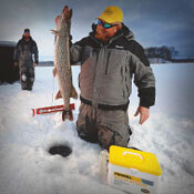 Ice Fishing Live Bait Storage & Accessories