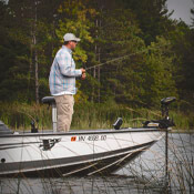 Panfish Boat Gear