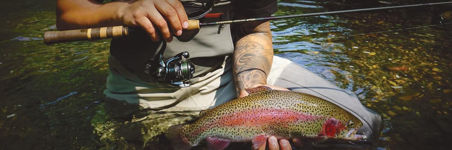 Trout Rods | FishUSA