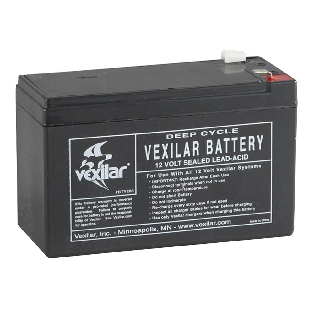 Vexilar 12 Volt 9 Amp High Performance Battery