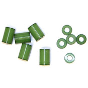 Heritage Tackle Nylon Spacers/Washers