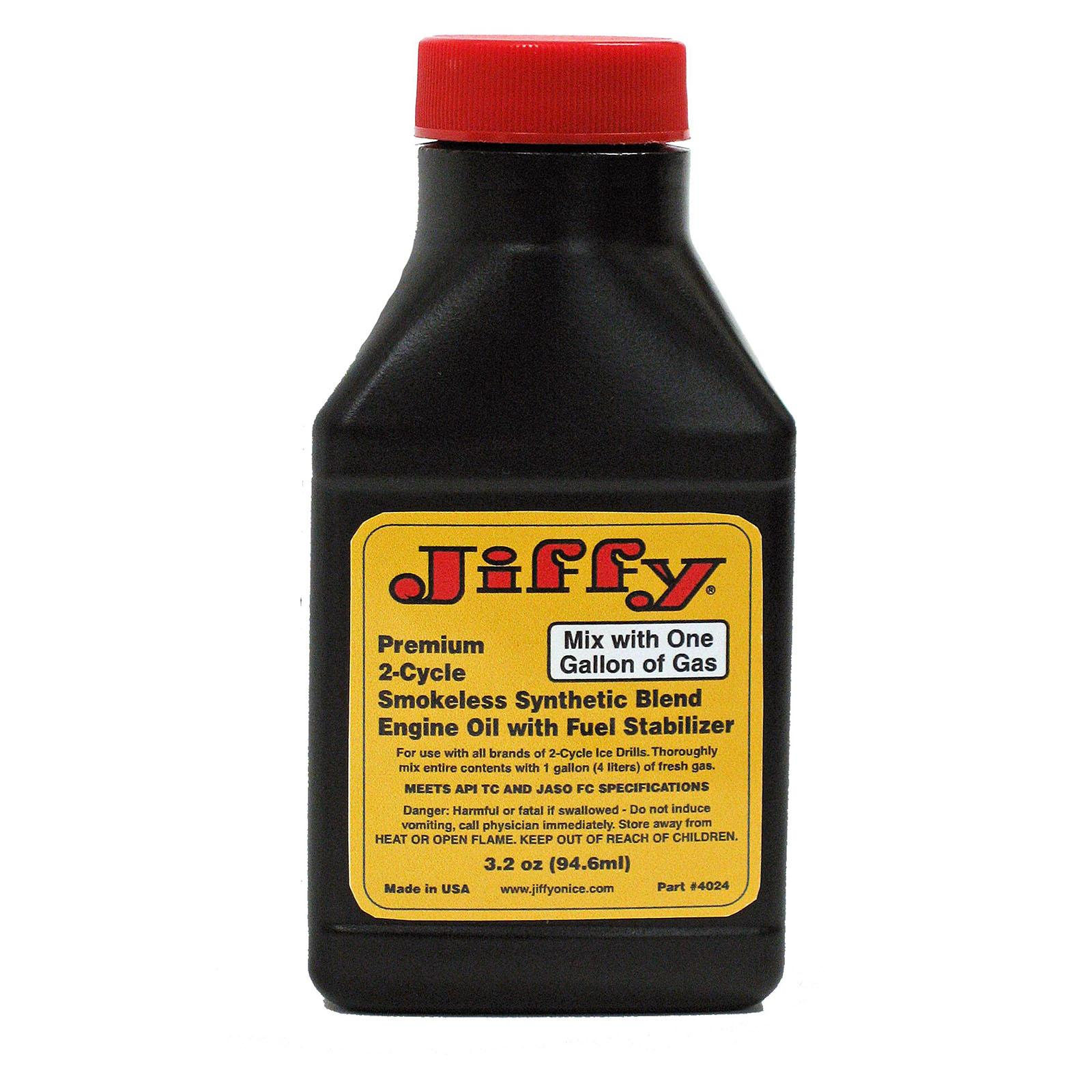 Jiffy 2 Cycle Engine Oil