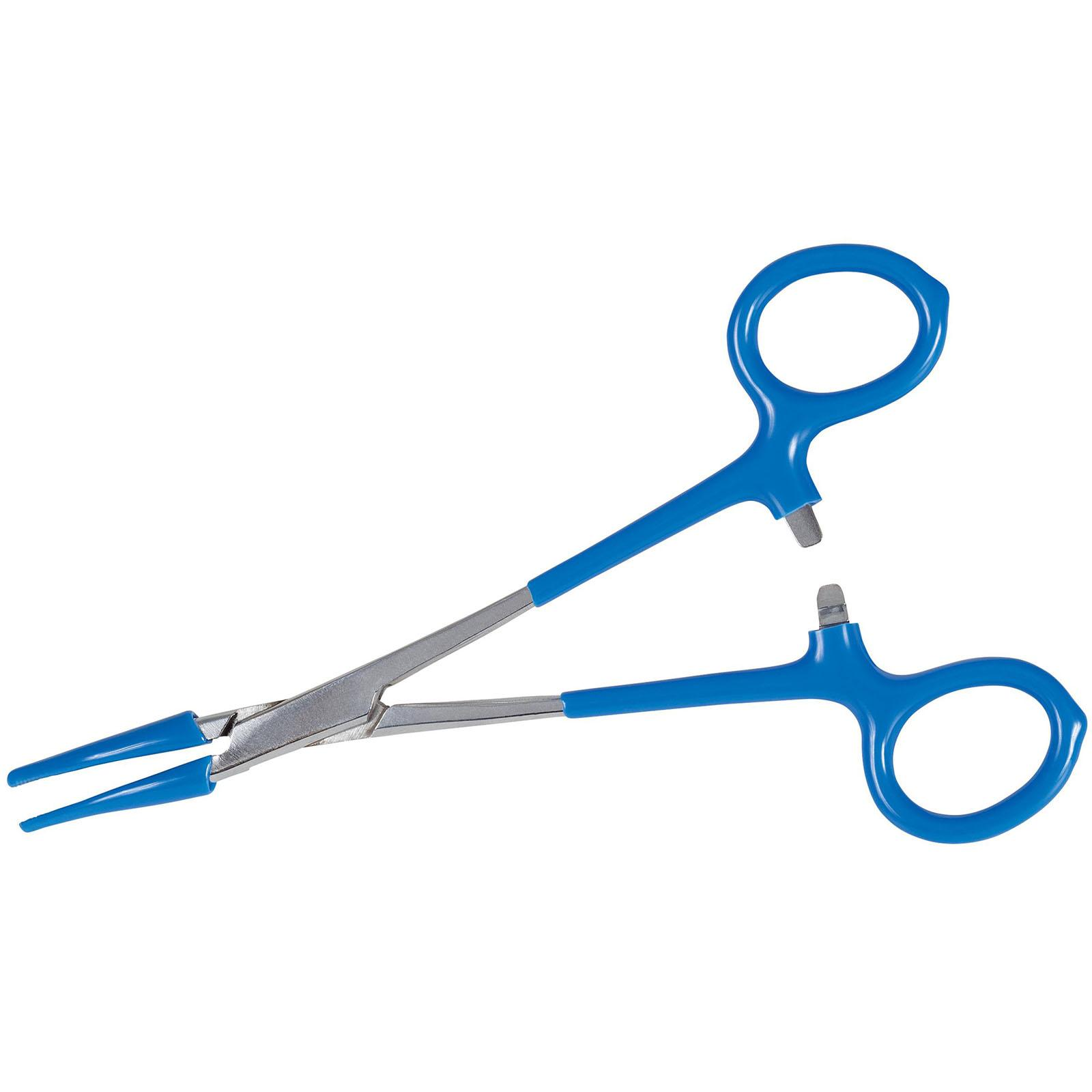 Clam Tungsten Tool Hand-Dipped Hemostat
