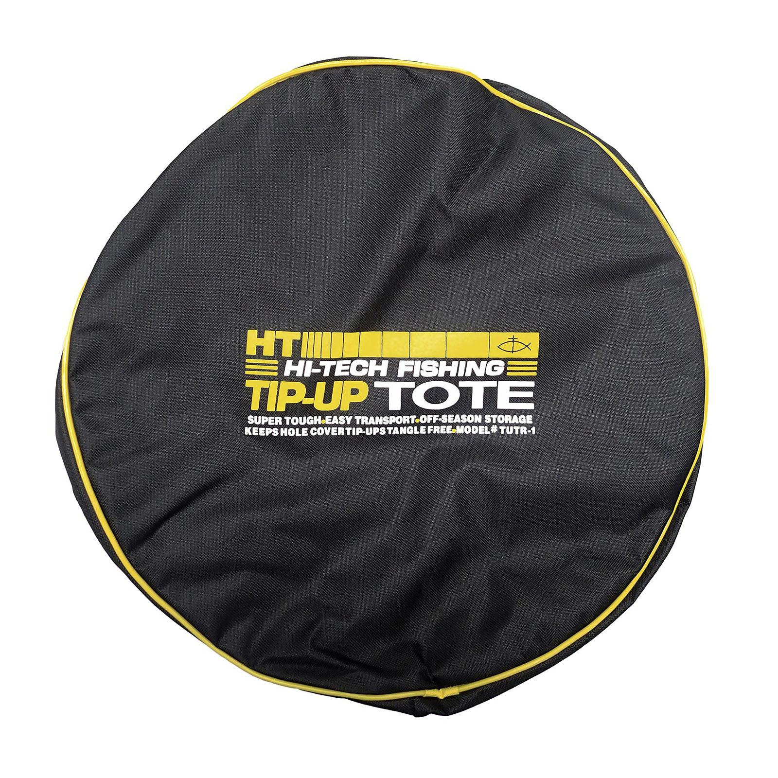 HT Enterprises Round Thermal Tip-Up Tote