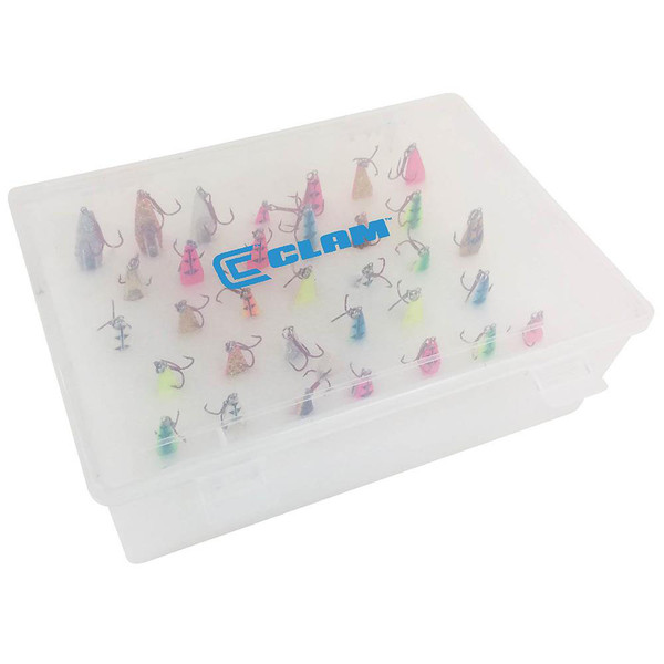 Clam Extra Large Deluxe Spoon Box