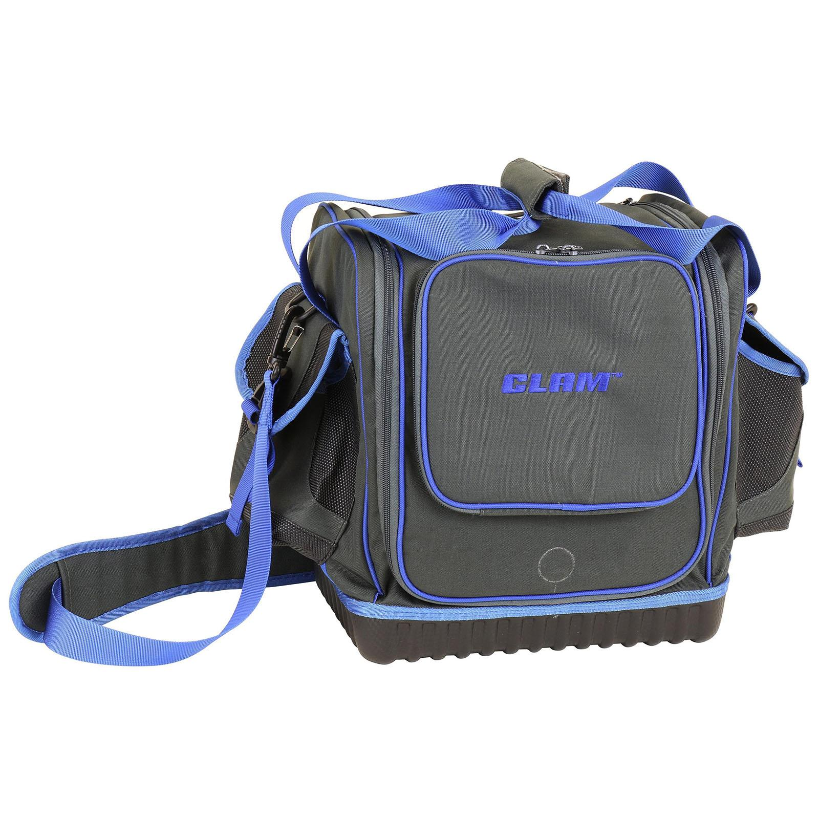 Clam Deluxe Flasher Bag