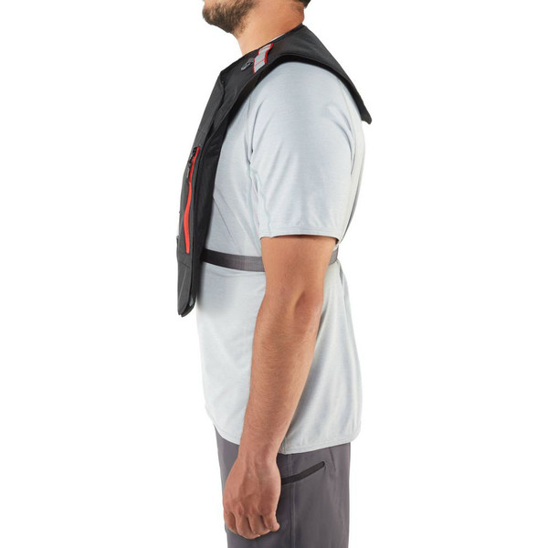 NRS Otto Matik Inflatable PFD, Side