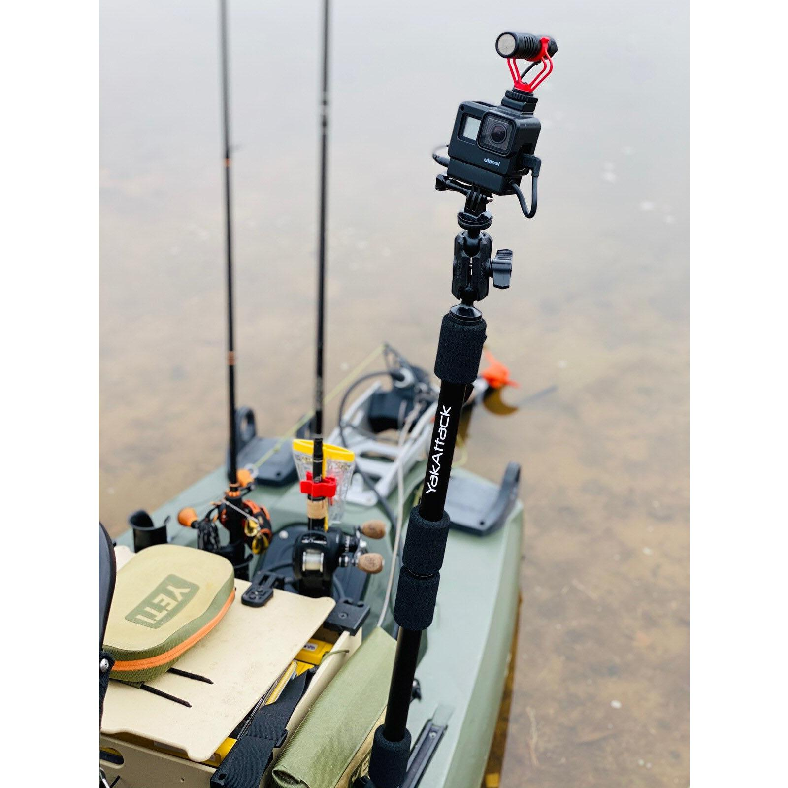YakAttack PanFish Pro Camera Mount