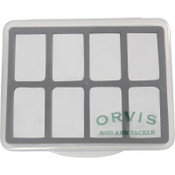 Orvis Super Slim Vest Pocket 8-Compartment Fly Box