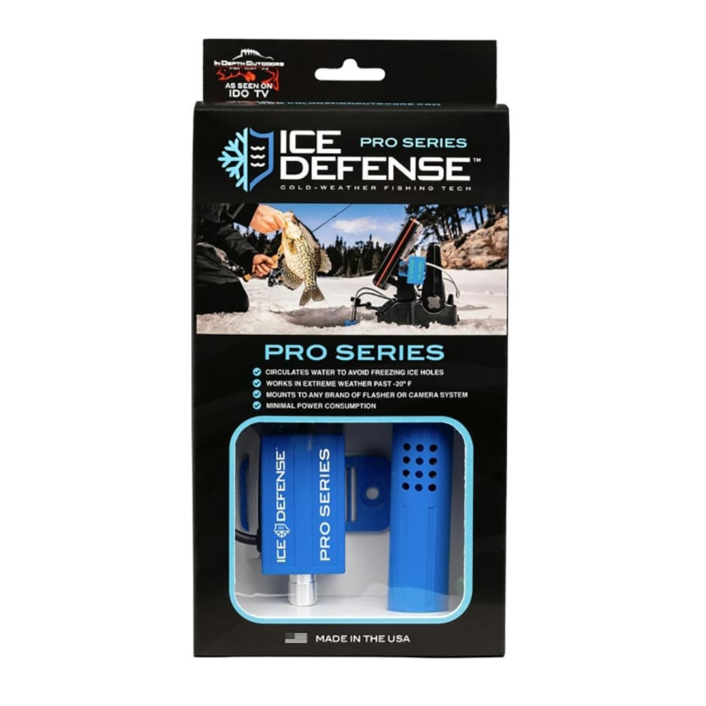 Cold Nation Outdoors Ice Defense Pro Series