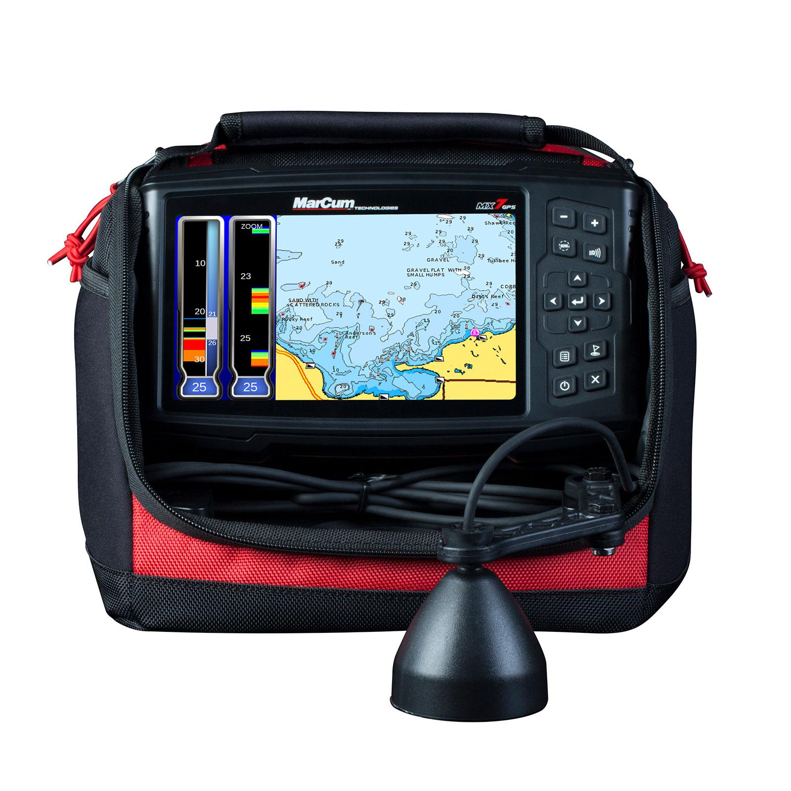 MX-7-Digital-Sonar straight view