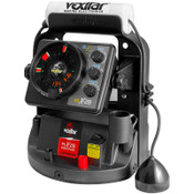 Vexilar FLX-28 Ultra Pack Combo with Lithium Ion Battery & Pro View Ice Ducer