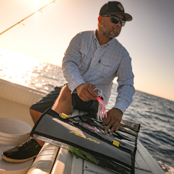 Plano Z-Series Lure Wrap In Use