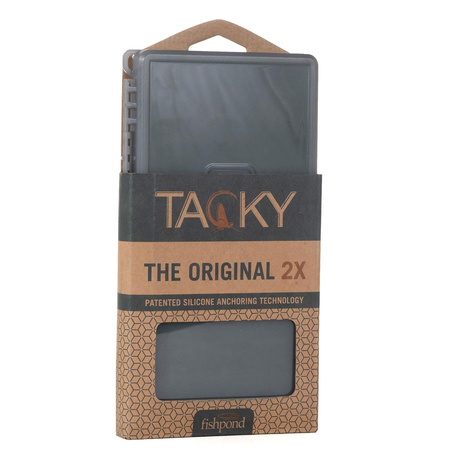 Original Fly Box 2X In Package