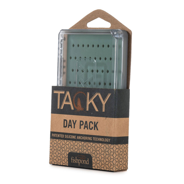 Day Pack Fly Box Package Front