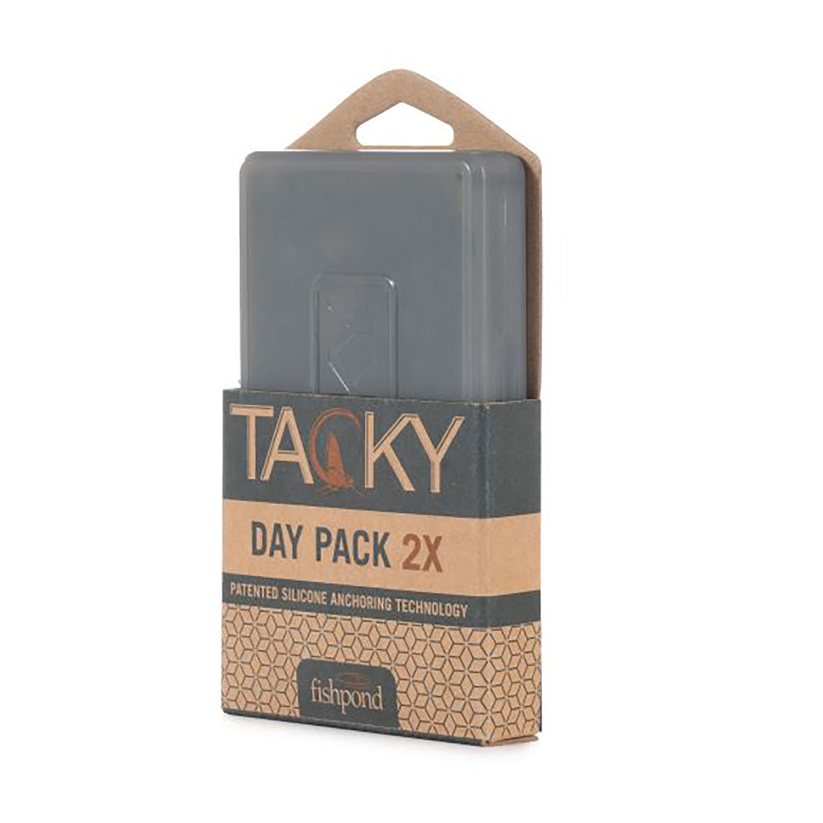 Day Pack Fly Box 2X Package Front