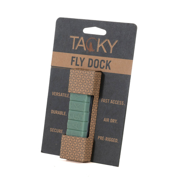 Fly Dock Package Front