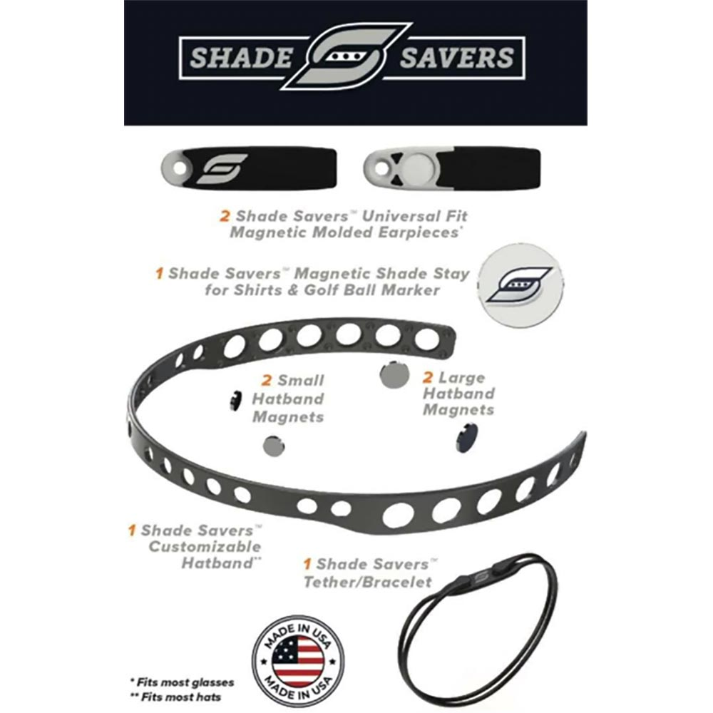 Shade Savers Pieces