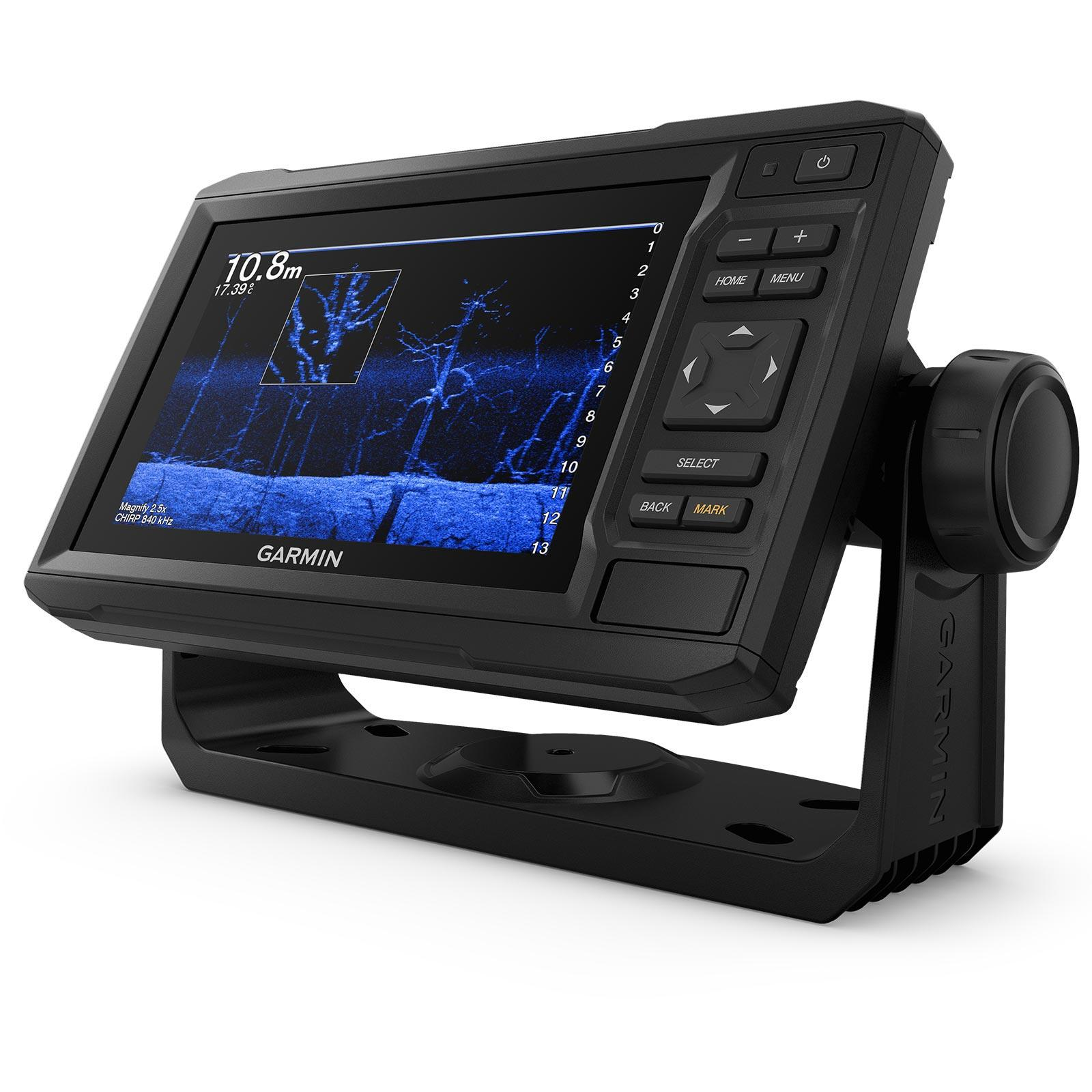 Garmin ECHOMAP UHD 62cv without Transducer Full Screen