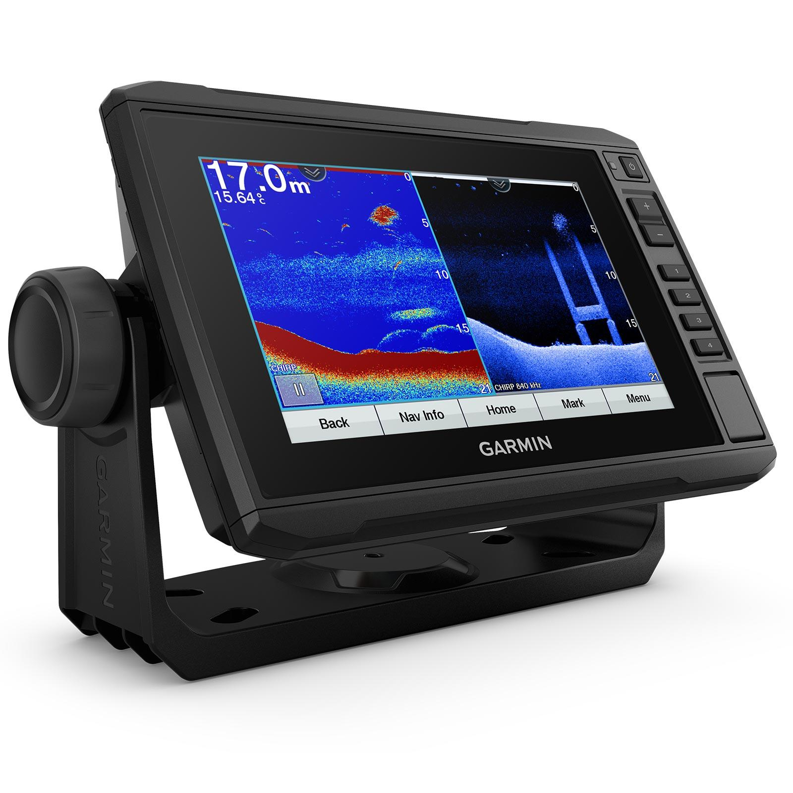 Garmin ECHOMAP UHD 72cv without Transducer