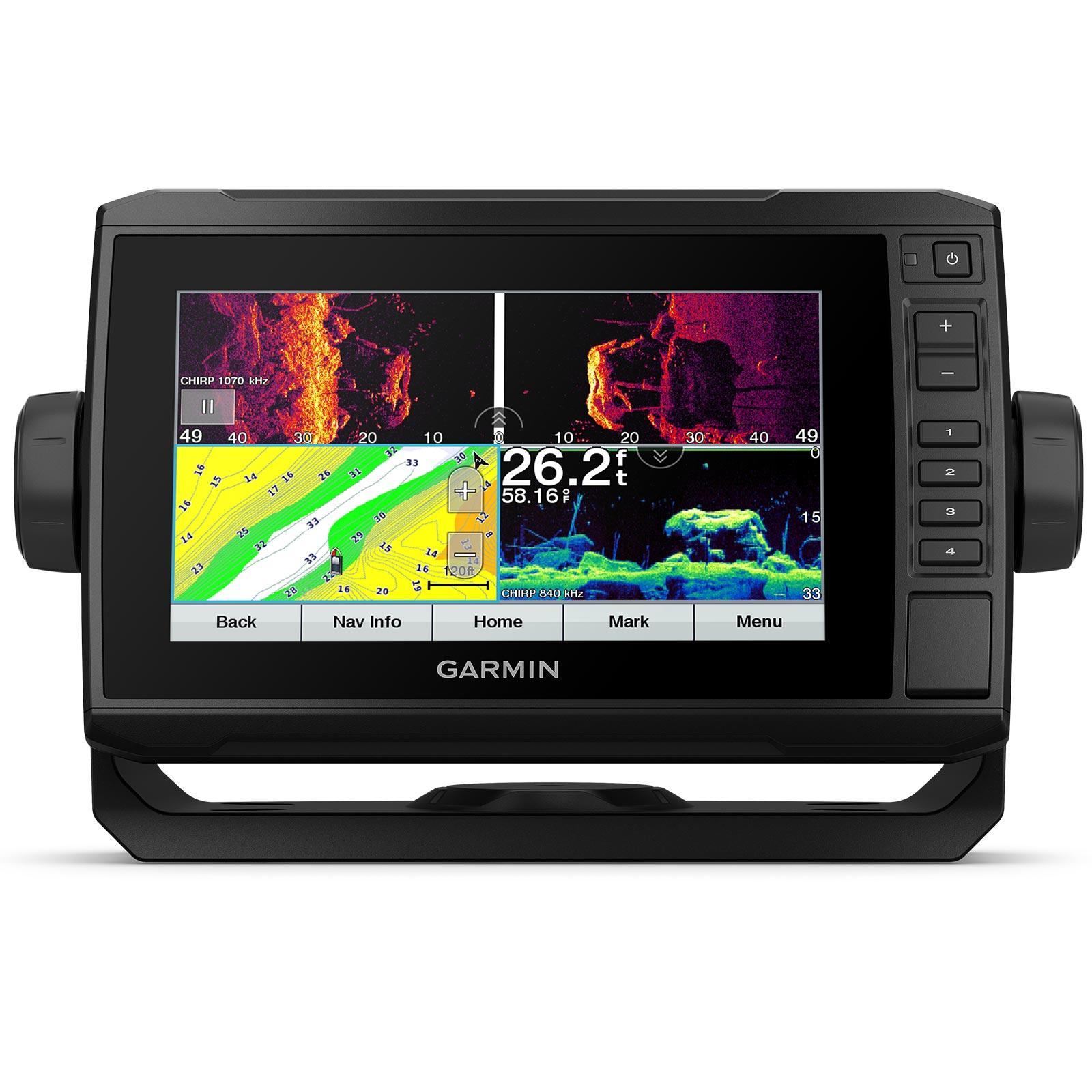 Garmin ECHOMAP UHD 73sv without Transducer