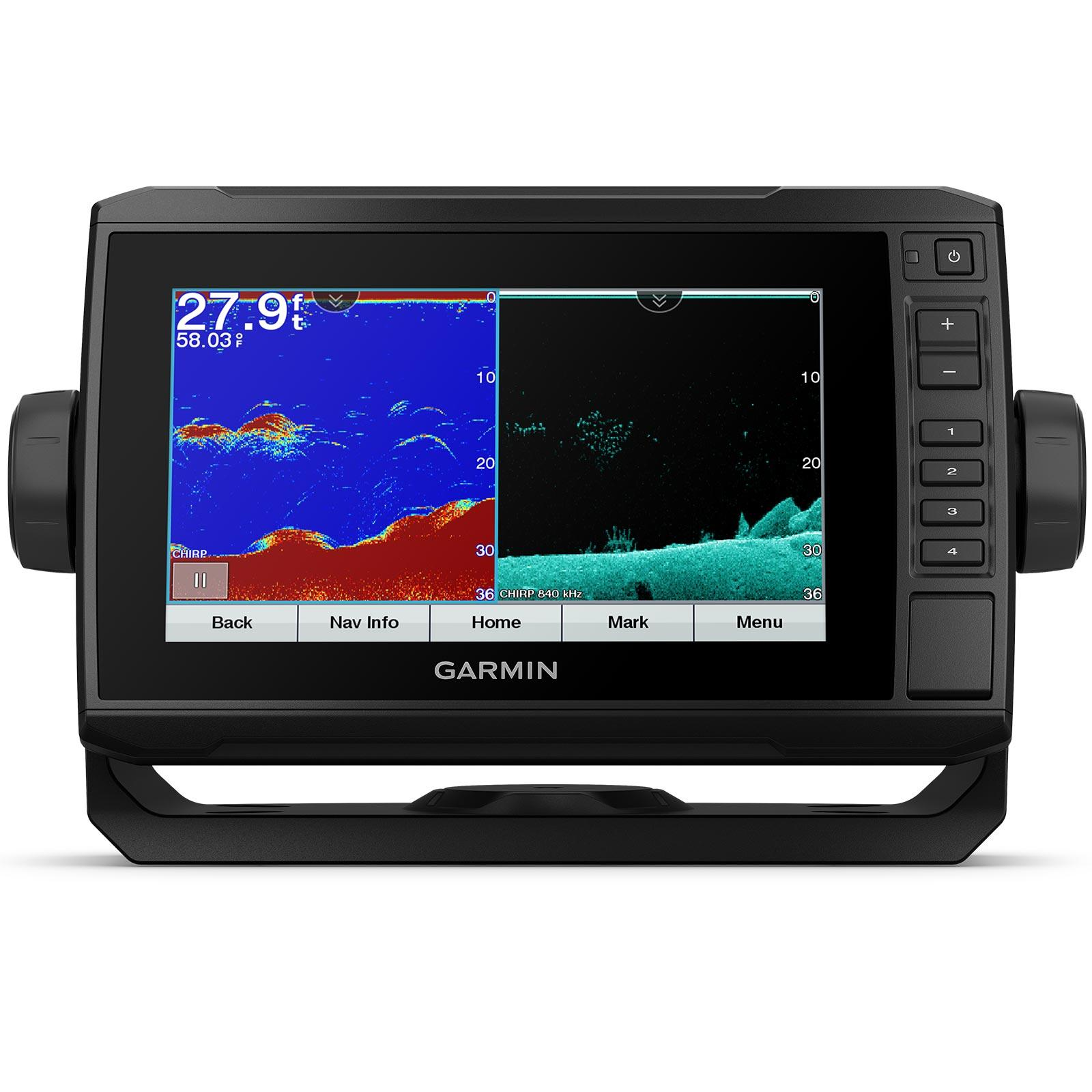 Garmin ECHOMAP UHD 74sv without Transducer In Use