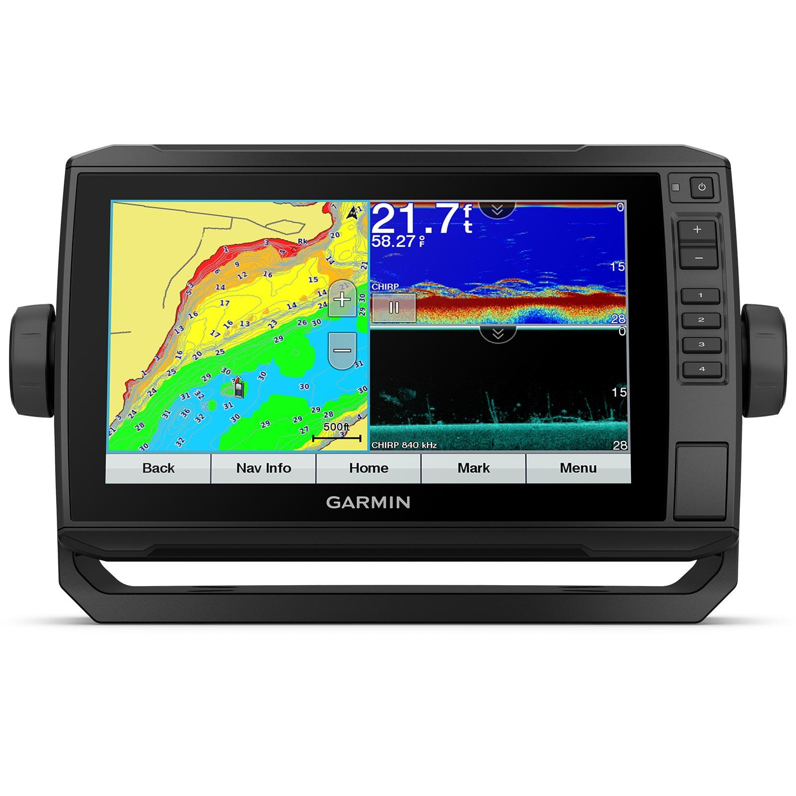 Garmin ECHOMAP UHD 93sv without Transducer