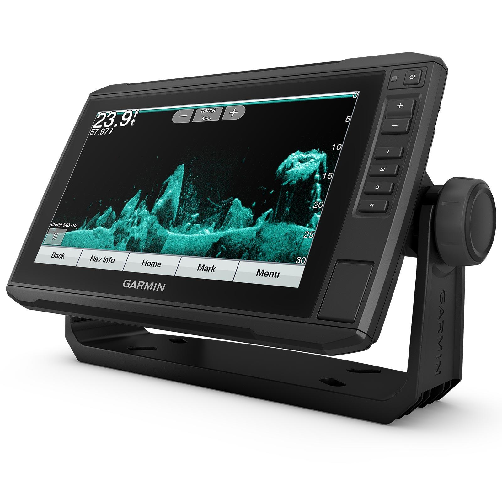Garmin ECHOMAP UHD 93sv without Transducer Full Screen