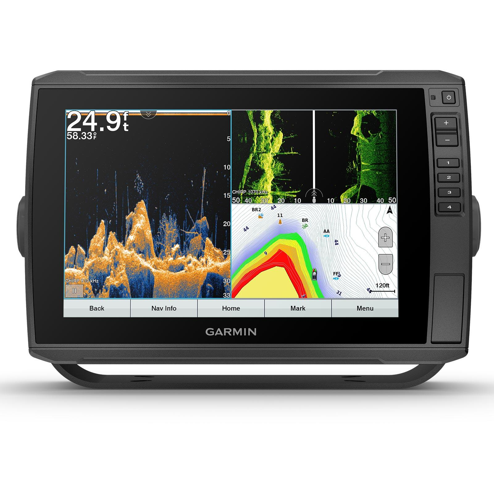 Garmin ECHOMAP Ultra 106sv with GT56UHD-TM Transducer