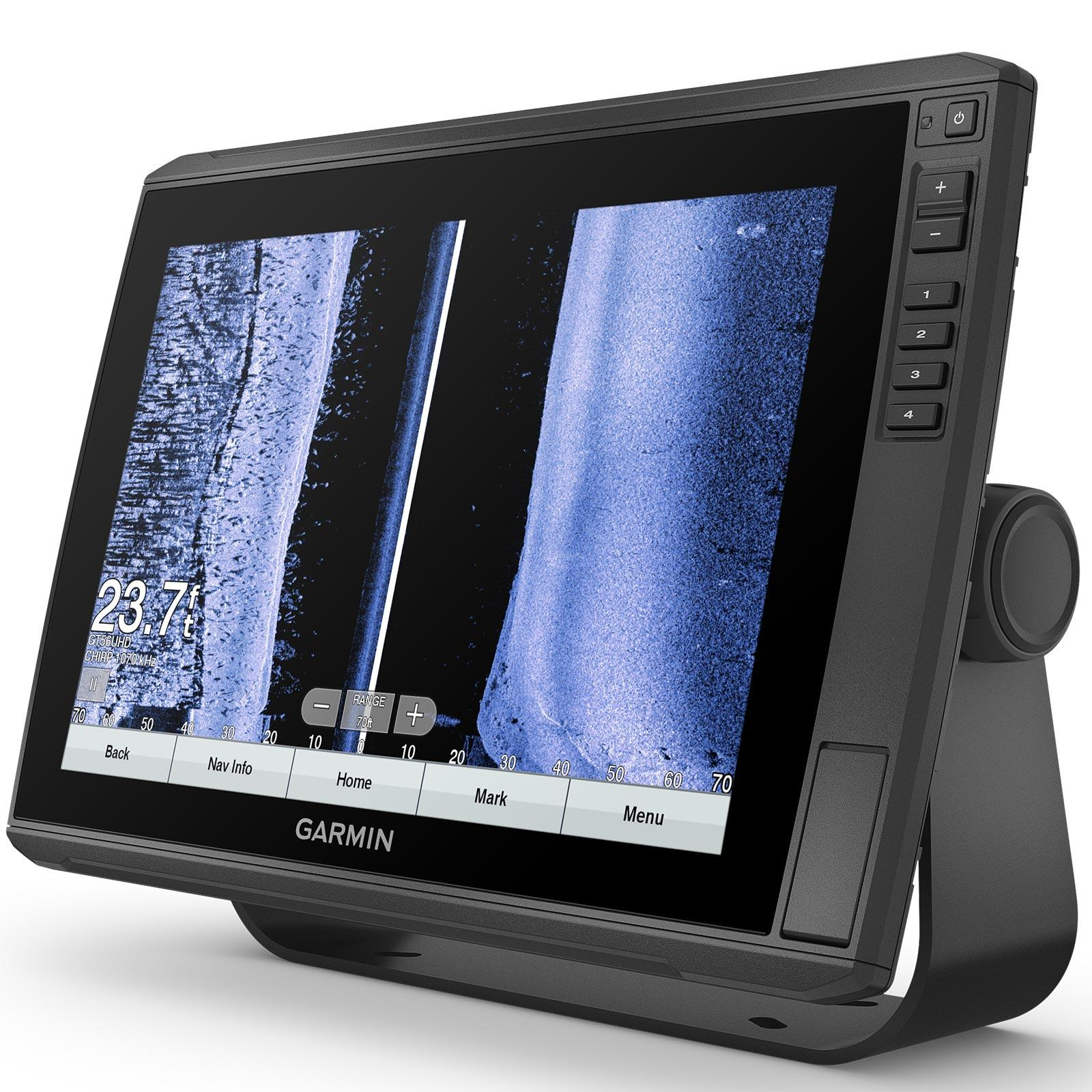 Garmin ECHOMAP Ultra 126sv with GT56UHD-TM Transducer CHIRP