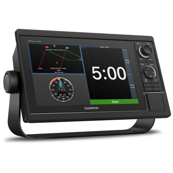 Garmin GPSMAP 1042xsv without Transducer In Use