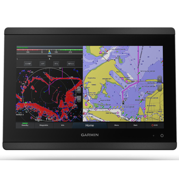 Garmin GPSMAP 8612 with Mapping