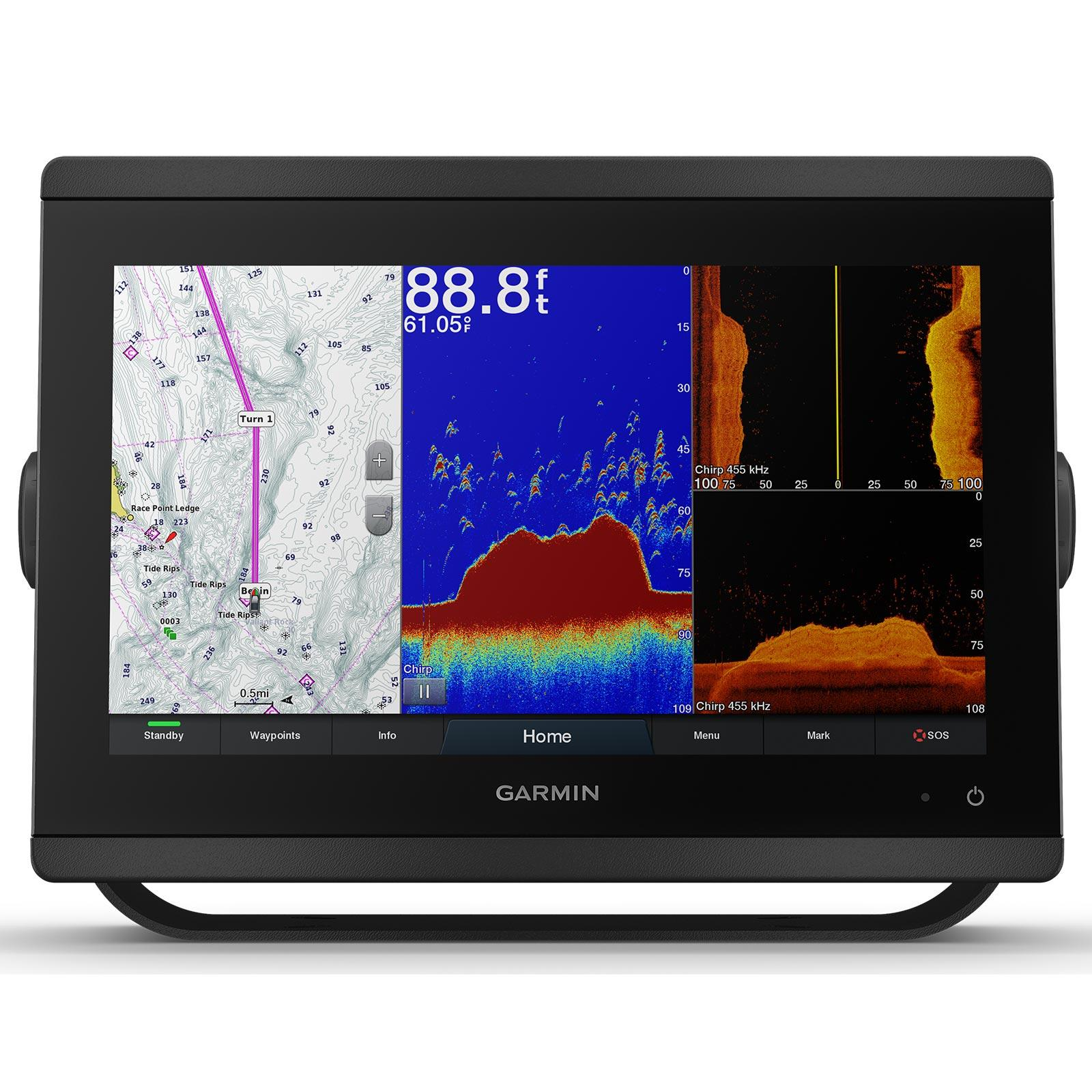 Garmin GPSMAP 8612xsv with Mapping and Sonar