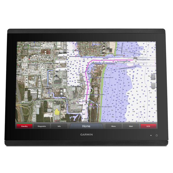 Garmin GPSMAP 8617 MFD with Mapping