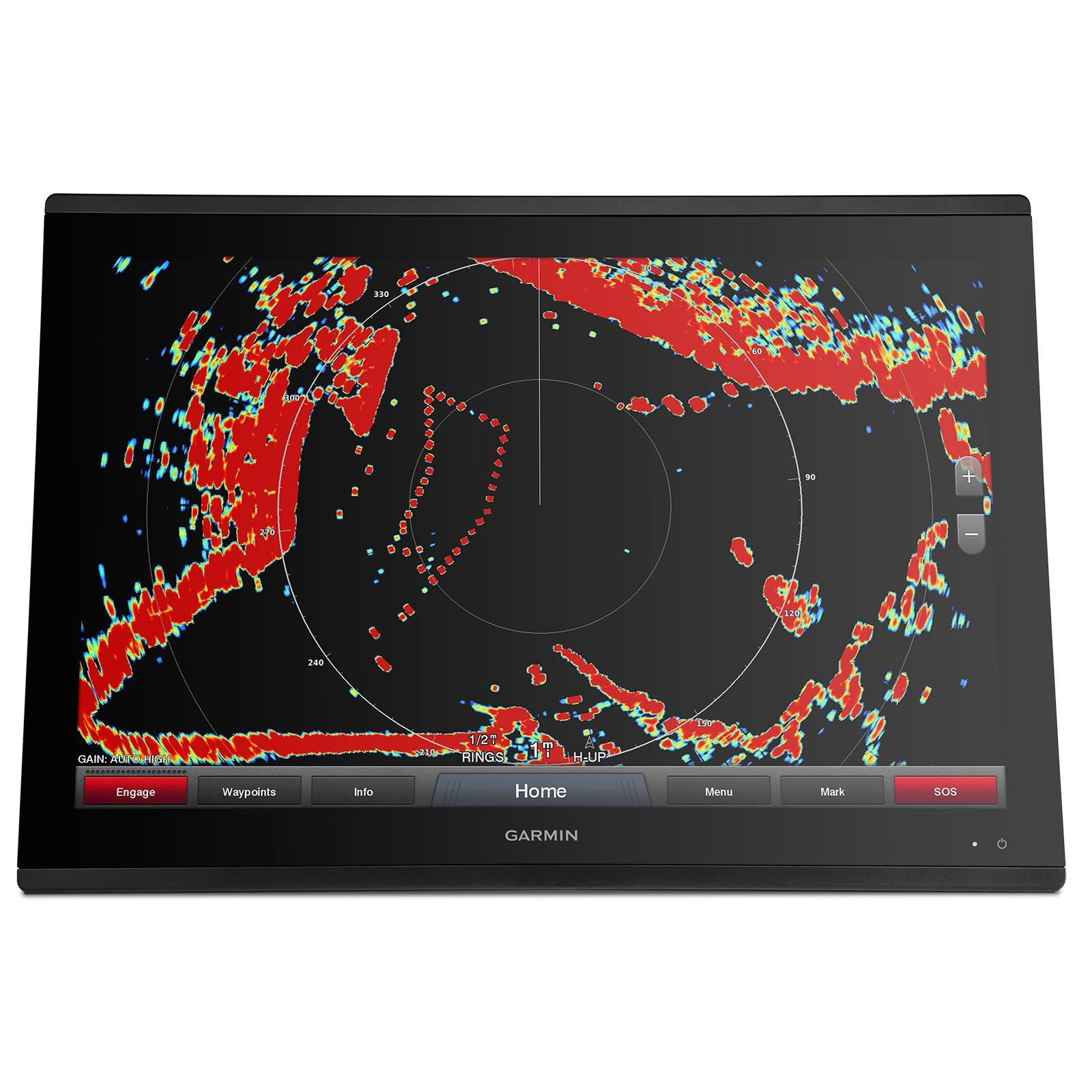 Garmin GPSMAP 8624 MFD with Mapping Color Screen