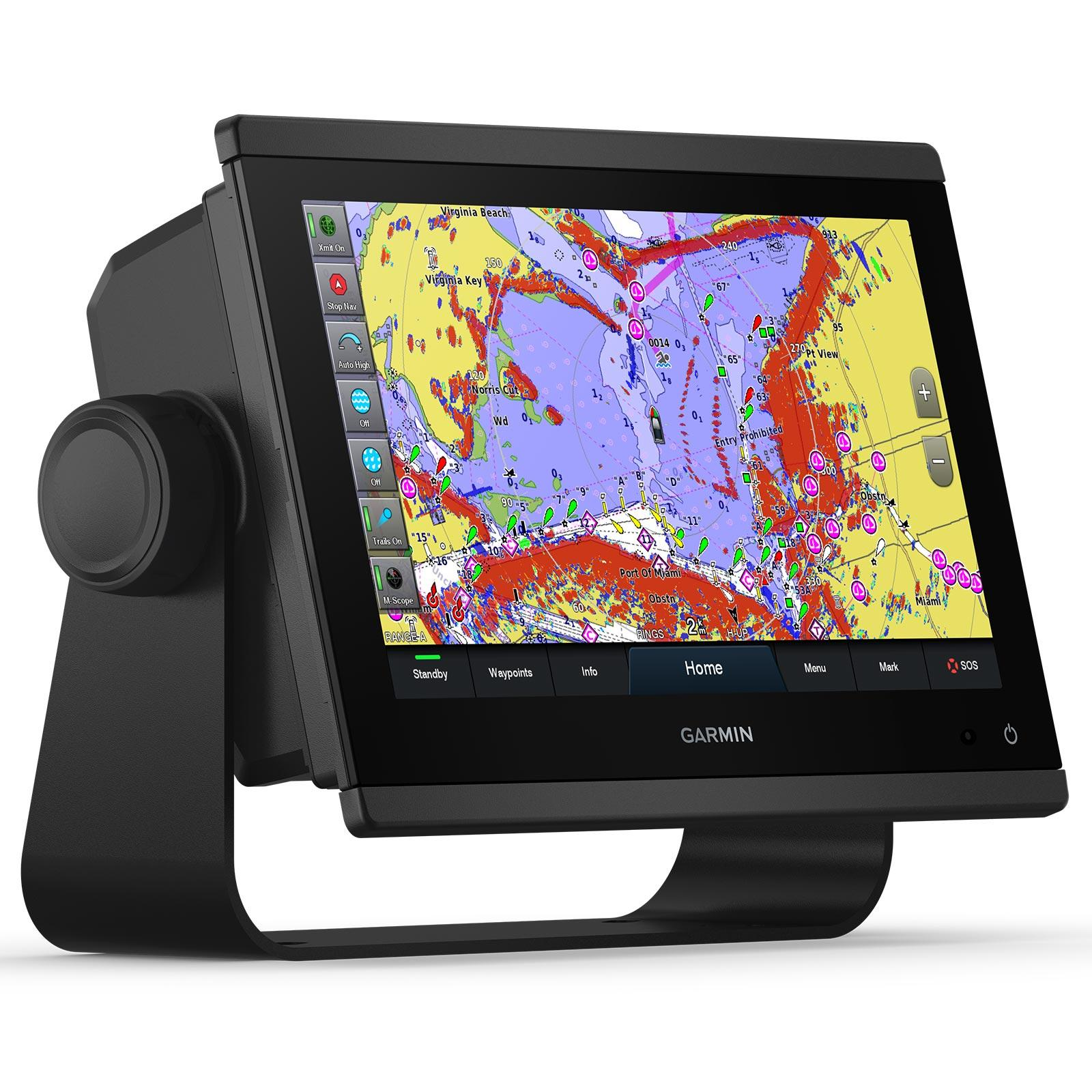 Garmin GPSMAP 943xsv Full Screen