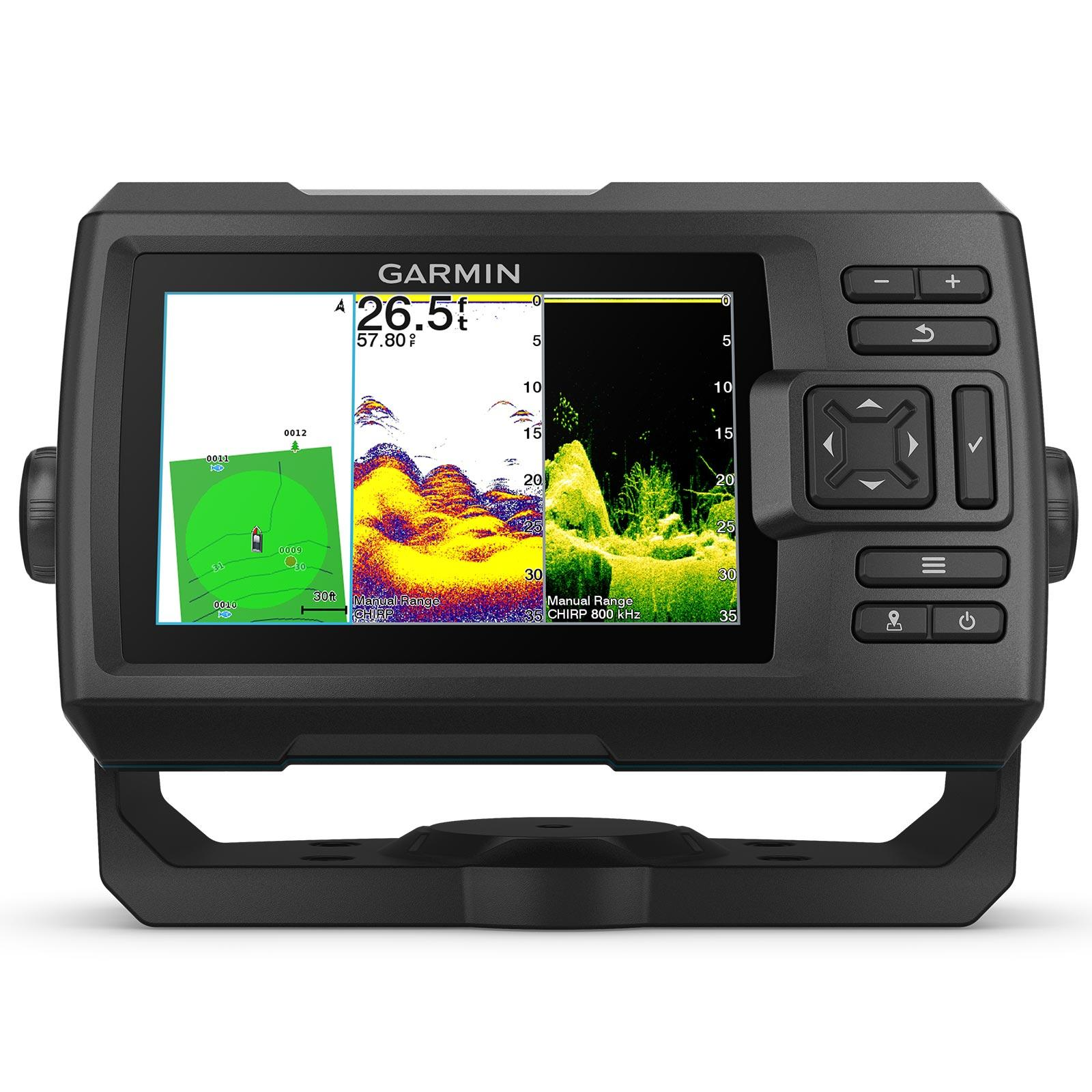 Garmin STRIKER Vivid 5cv with GT20-TM Transducer