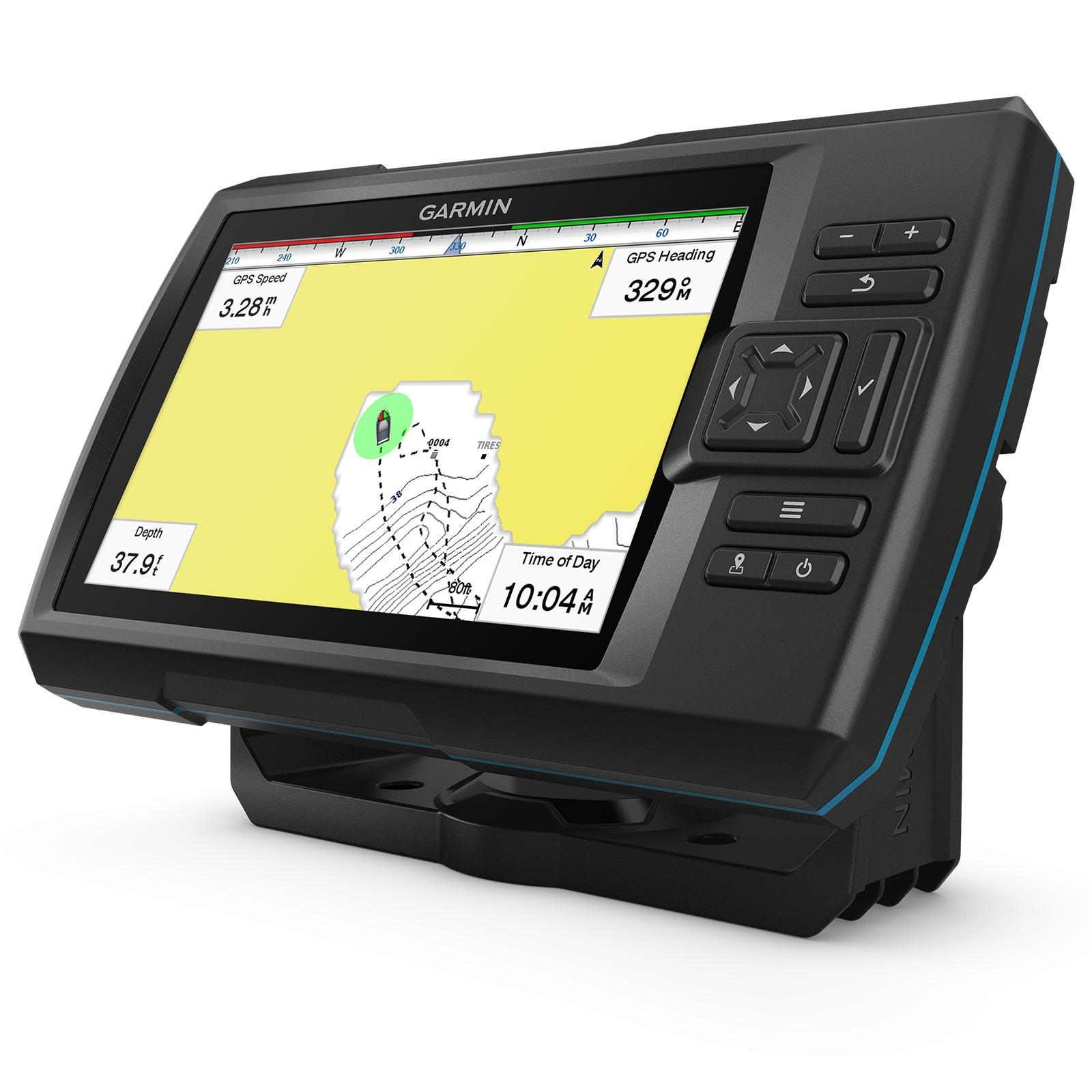 Garmin STRIKER Vivid 7cv with GT20-TM Transducer Full Screen