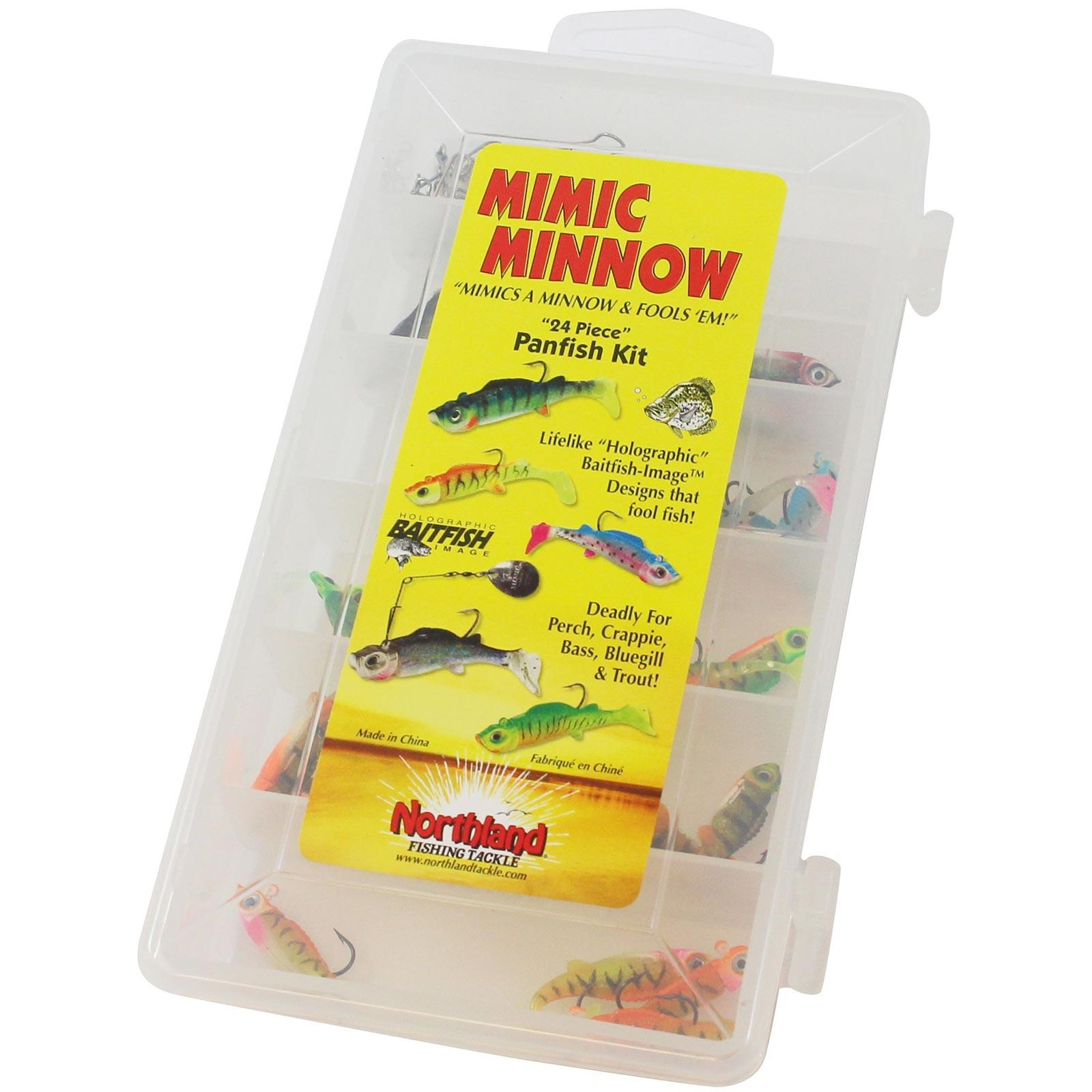 Northland Mimic Minnow Panfish Kit