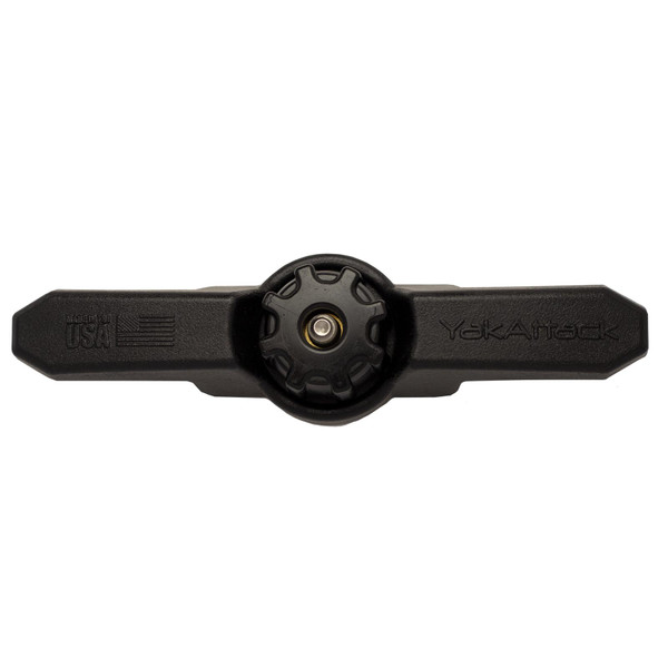 YakAttack Track Mount GT Cleat XL top view