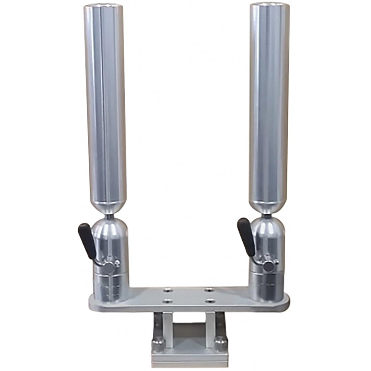 Cisco Double Tube Rod Holder on Track Mount
