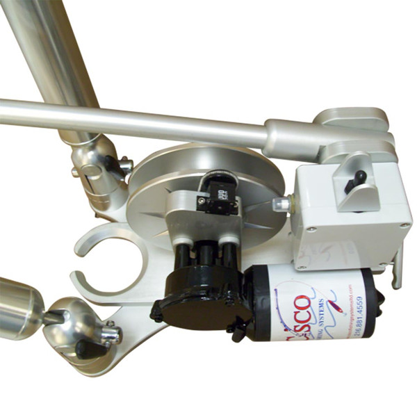 Cisco Electric Downrigger with Solid Boom detail
