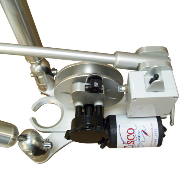 Cisco Electric Downrigger with Telescopic Boom detail
